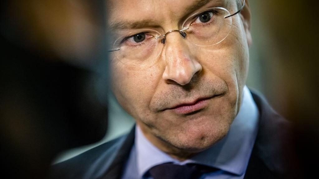 Jeroen Dijsselbloem, oud-minister van Financiën.