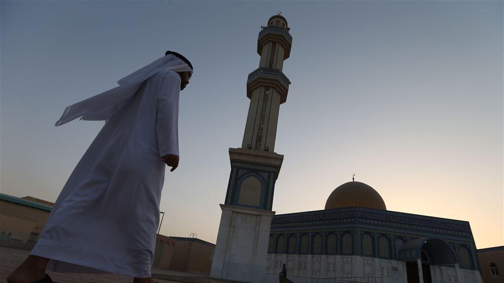 De islam is het belangrijkste geloof in de Verenigde Arabische Emiraten.
