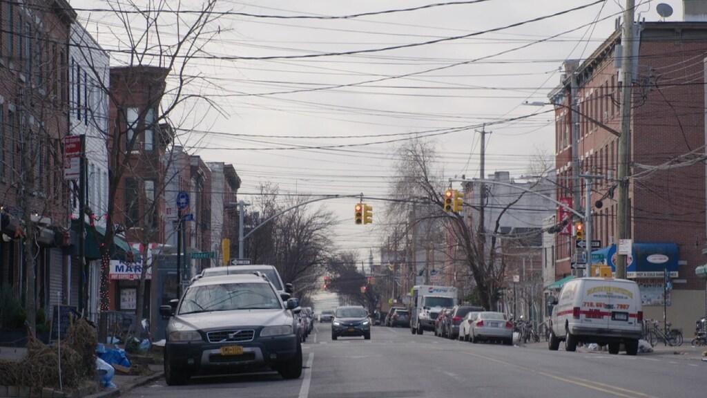 De wijk Red Hook