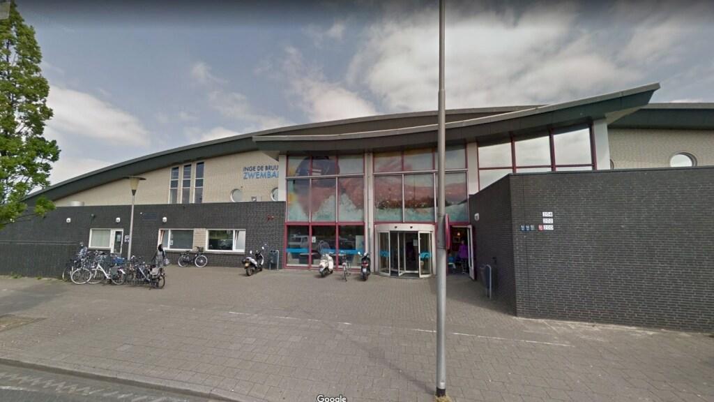 Het Inge de Bruijn Zwembad in Barendrecht.