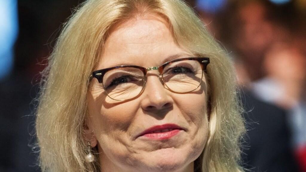Madeleine van Toorenburg, die voor het CDA de asielportefeuille beheert.