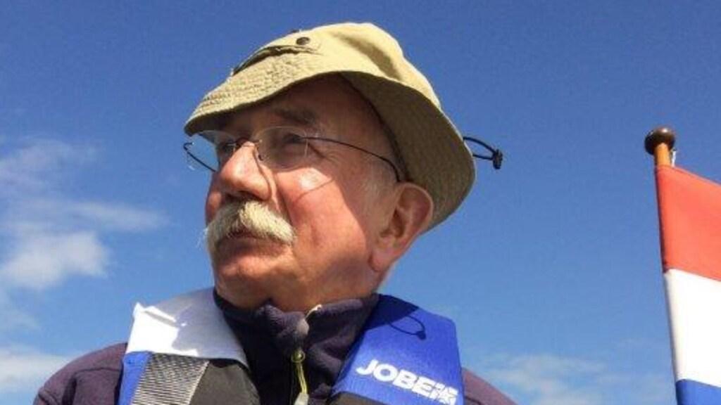 Voorzitter Henk Blaauw van watersportvereniging VADA: 'Hoop zo dat we het verkeerd zagen'