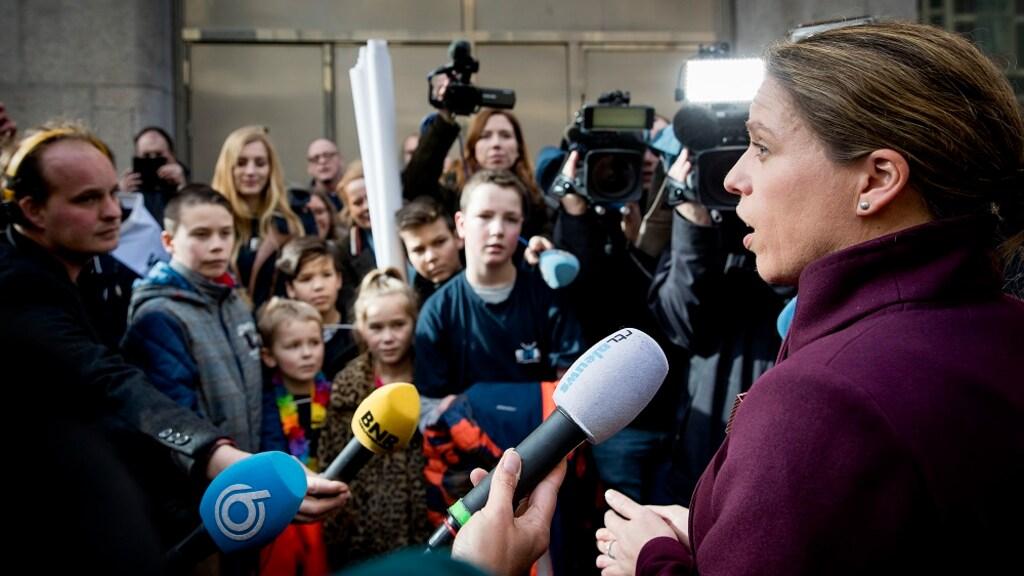 De nieuwe stikstofwet van Carola Schouten werd onlangs aangenomen door de Eerste Kamer, maar de stikstofproblemen zijn nog niet achter de rug.