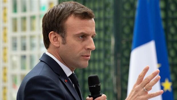 Macron roept spoedberaad bijeen over spyware-schandaal
