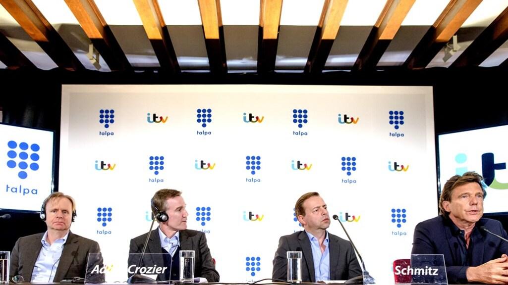 Scholtze profiteert van de overname van Talpa Media door ITV.