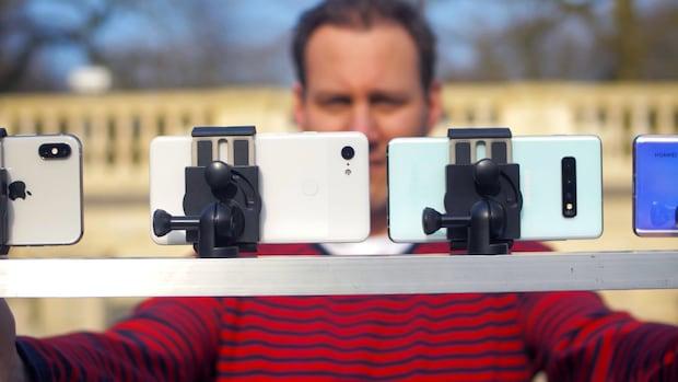 Test: welke telefoon maakt de mooiste foto's?