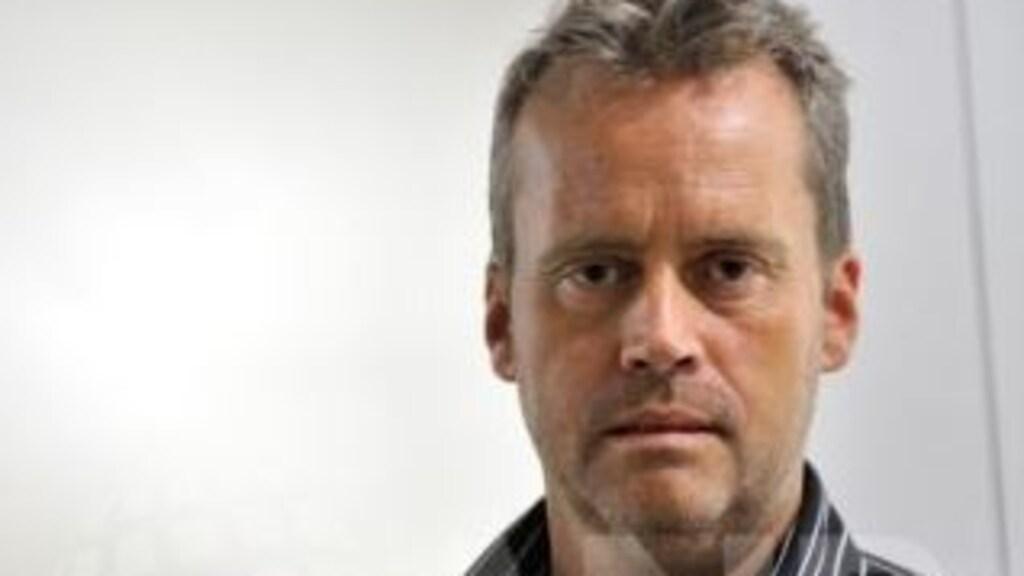 Journalist Harald Doornbos.