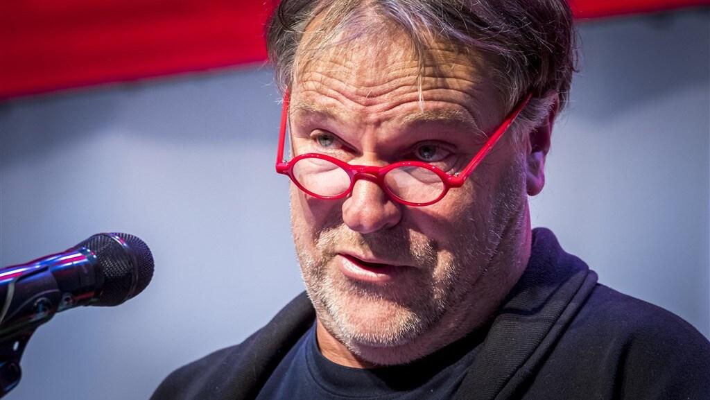 Directeur van het Jeugdeducatiefonds Hans Spekman.