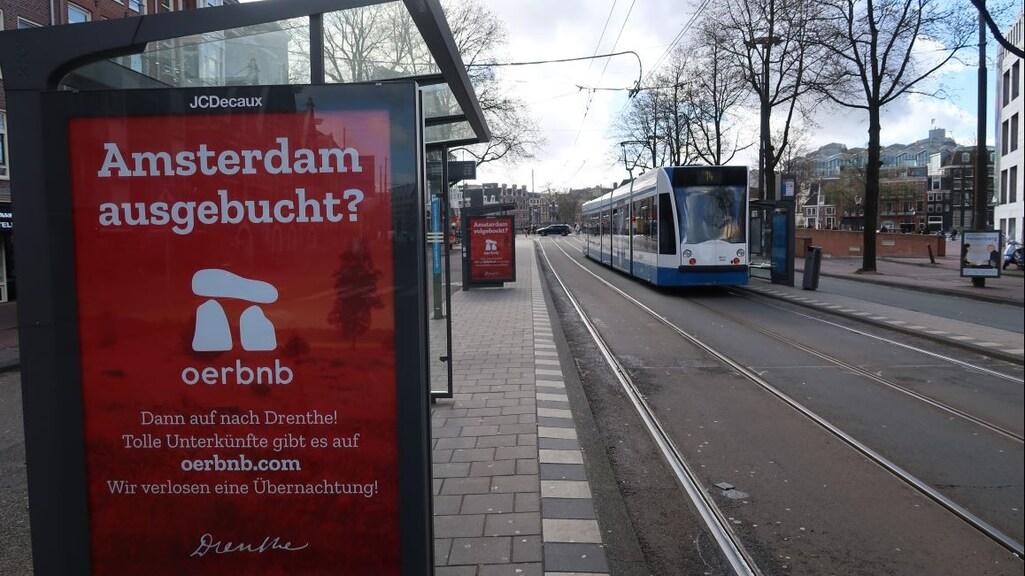 'Amsterdam vol? Kom dan maar naar Drenthe.'
