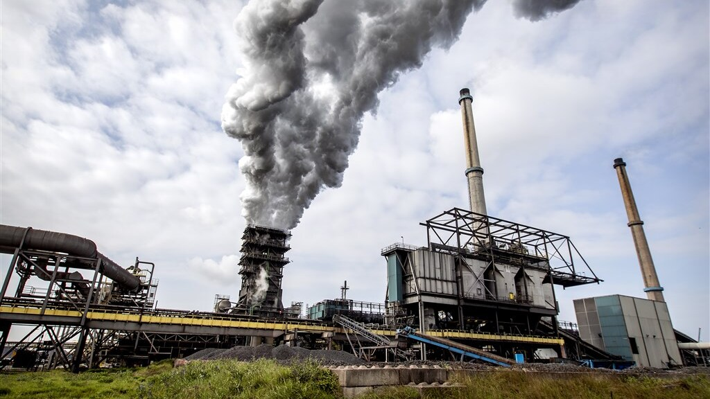 Tata Steel in IJmuiden