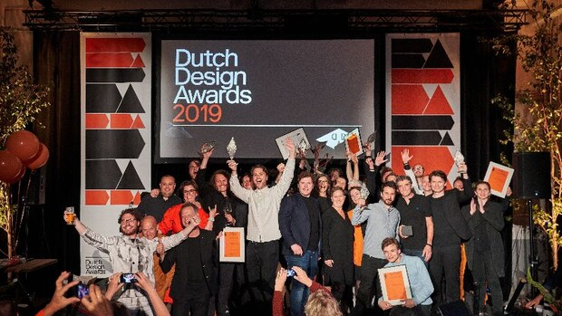 Winnaars Dutch Design Awards 2019 bekend