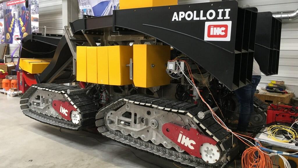 De Apollo II van IHC