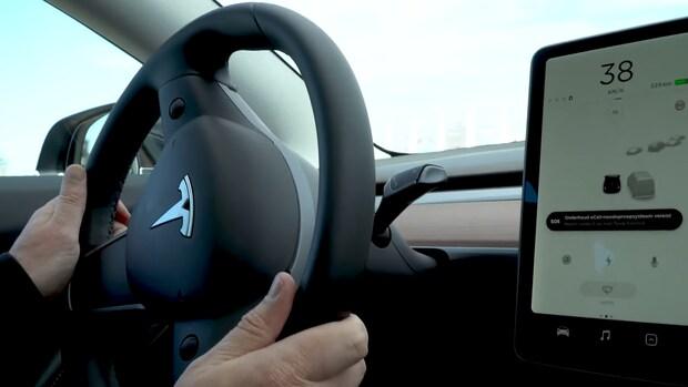 In Tesla-auto's kan je binnenkort Netflix en YouTube kijken