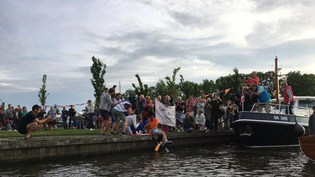 Laatste loodjes: Van der Weijden zwemt voorbij afhaakpunt van 2018