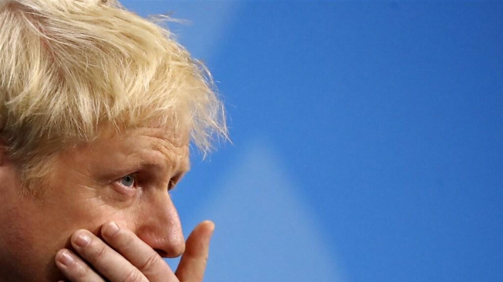 Boris Johnson schuwt een no deal-brexit niet.