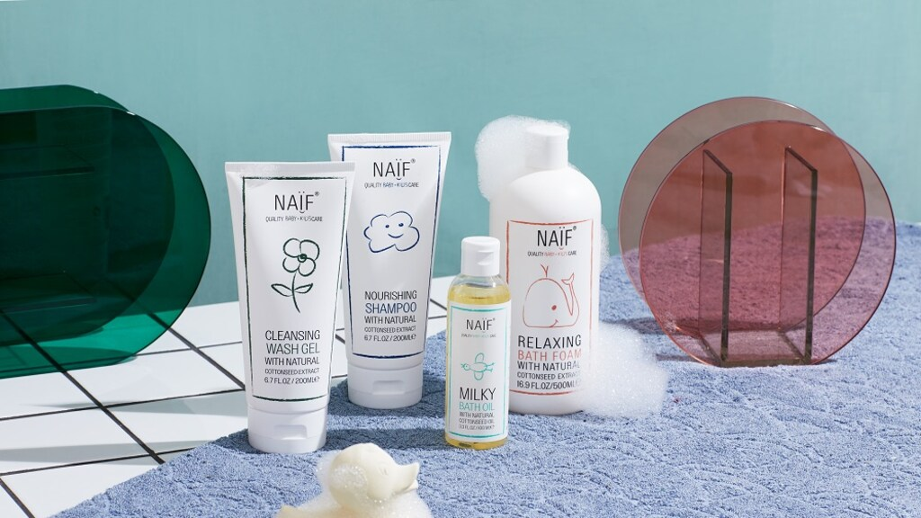 Producten van Naïf