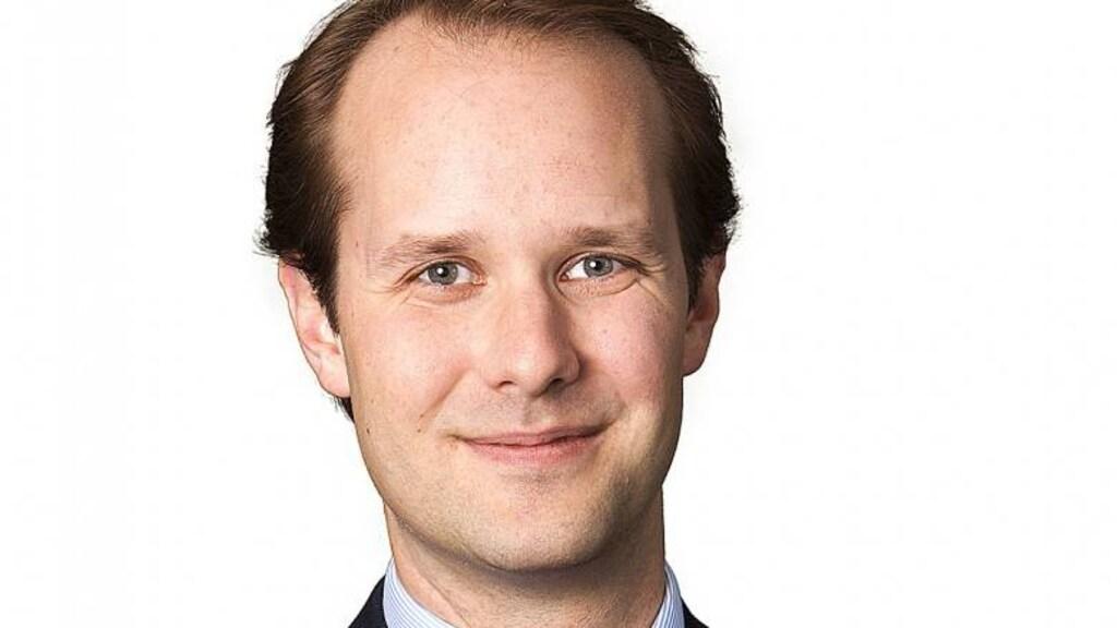 Bert Colijn van ING.
