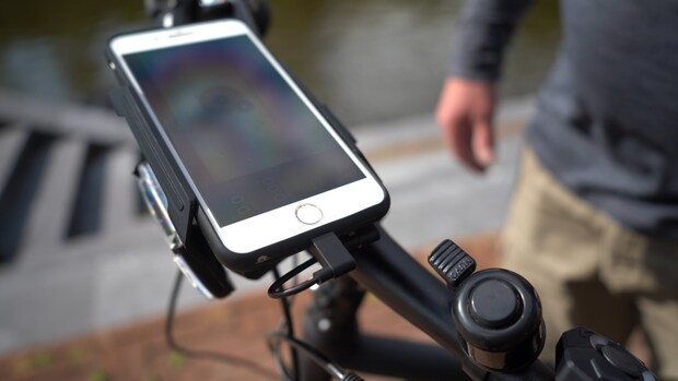 Review: deze gadget maakt van je fiets een smart bike