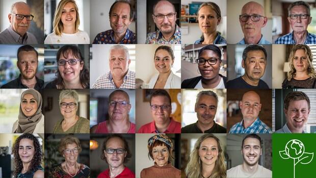 Van pioniers tot sceptici: dit is het RTL Nieuws Klimaatpanel