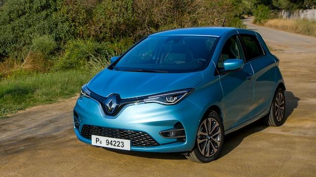 Eerste indruk: de vernieuwde Renault Zoe