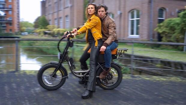 Getest: deze tweepersoons e-bike lijkt op een brommer