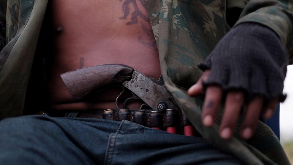 Paulo Paulinho Guajajara voerde een gewapende strijd tegen houtkappers.