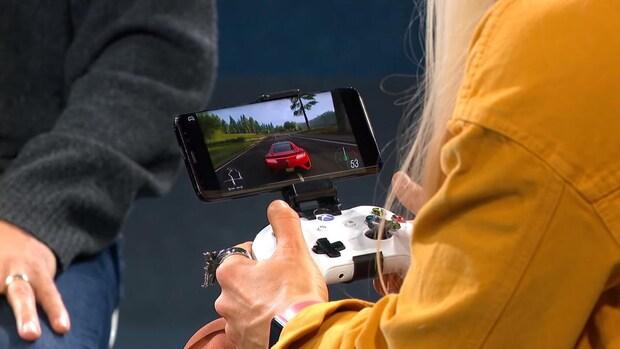 Xbox-games streamend te spelen via tv-app en tv-stick