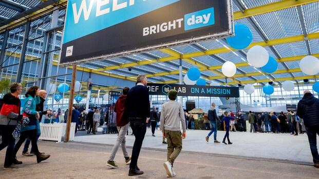 Kom je naar Bright Day? Check deze praktische tips
