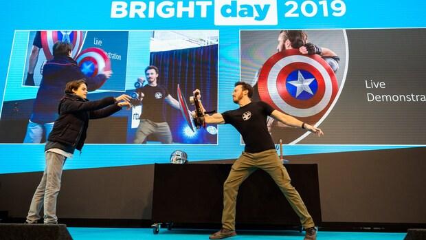 Dit was Bright Day: het grootste tech-festival van Nederland