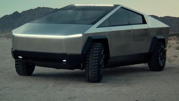 Tesla stelt Cybertruck uit tot 2022