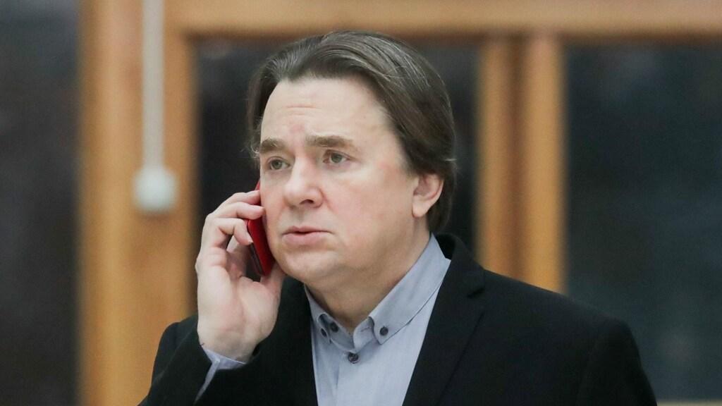 Konstantin Ernst is al 20 jaar de baas van de Russische staatszender