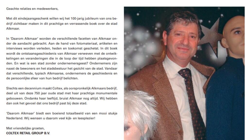 Uitgave van Coltex uit 2005.