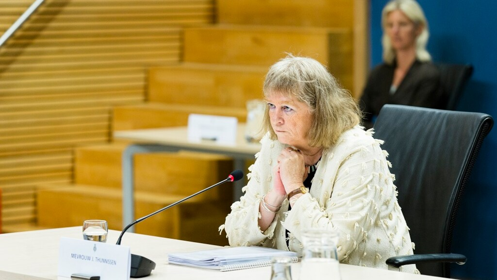 Jenny Thunnissen.