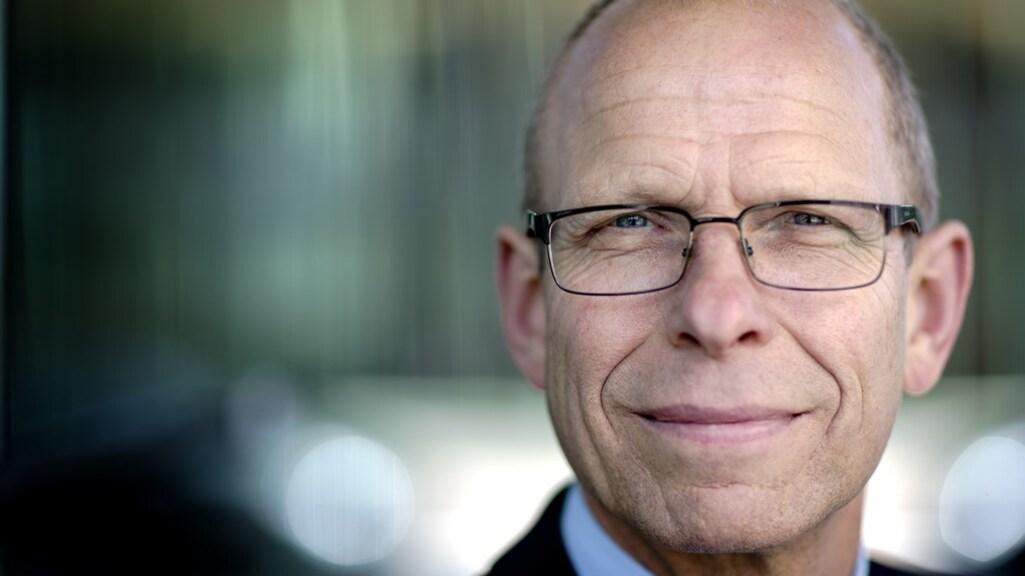 OM-topman Gerrit van der Burg.