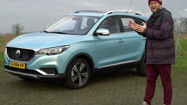 Getest: de betaalbare elektrische auto van MG