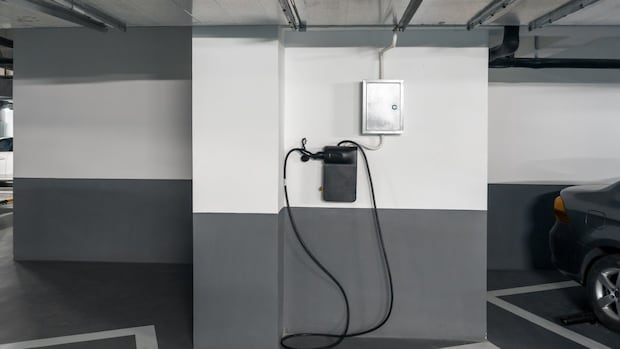 Zorgen over laden elektrische auto in ondergrondse parkeergarage