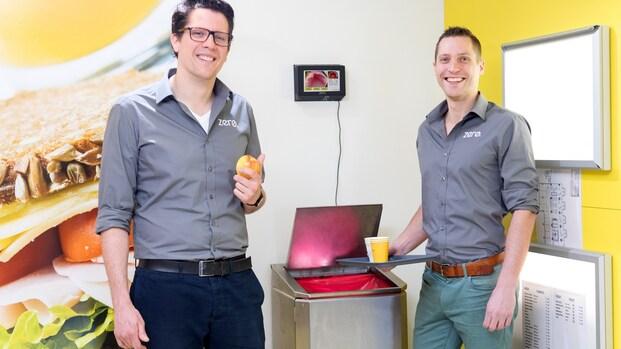 Startup geeft horeca inzicht in voedselverspilling