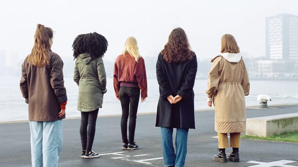 Speciale buddy's moeten de vrouwen gaan beschermen. Credit: Willemieke Kars