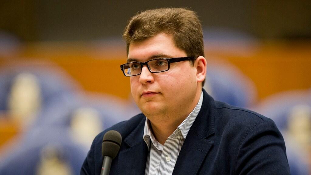 GroenLinks-Kamerlid Niels van den Berge