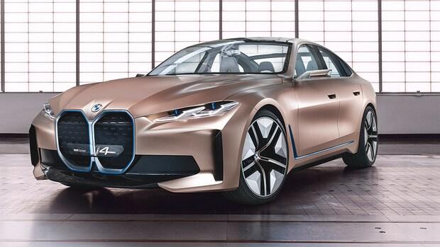BMW onthult 'Tesla-killer' met 600 km bereik