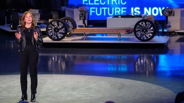 GM pompt 20 miljard in elektrische auto's