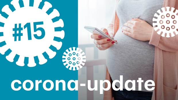 Lopen zwangere vrouwen extra gevaar door het coronavirus?