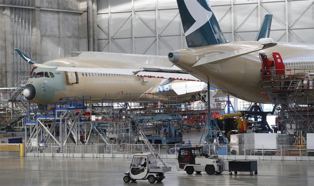 40 procent minder vliegtuigen van de band bij Airbus, duizenden banen weg thumbnail