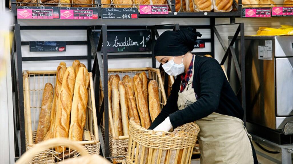 Fransen mogen nog wel naar de bakkerij.