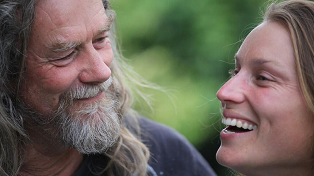 Miriam en Peter.
