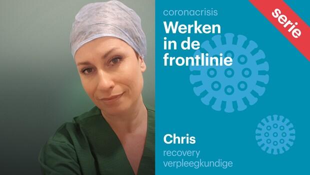 Verpleegkundige werkt tijdelijk als buddy op de ic: 'Alles is anders'