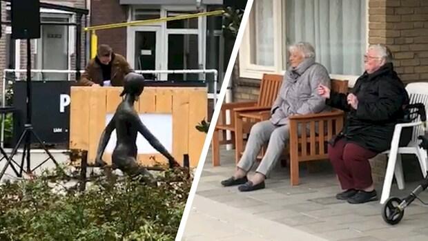 Dj Kevin D draait in verzorgingstehuis: 'Geen r&b, maar Johnny Jordaan'