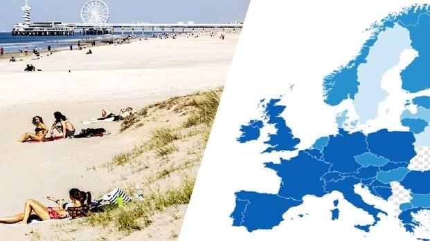 De hele wereld zit binnen, maar Nederland heeft nog best veel vrijheid