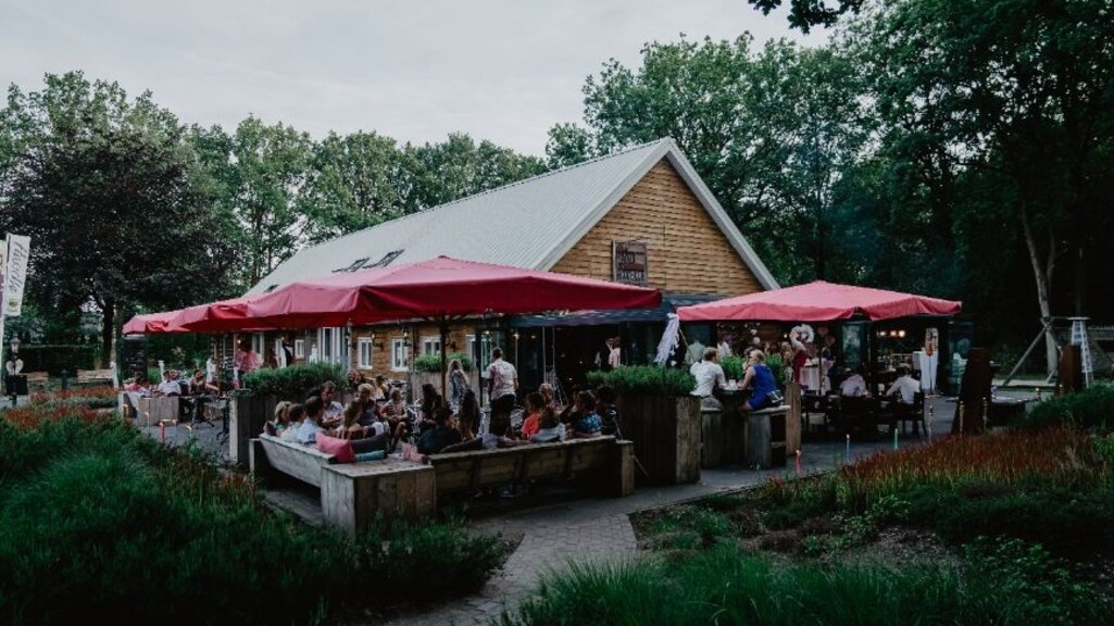 Het restaurant van Joost.