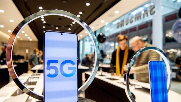 VodafoneZiggo zet als eerste 5G-netwerk in Nederland aan